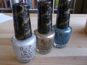 OPI Sand Finish