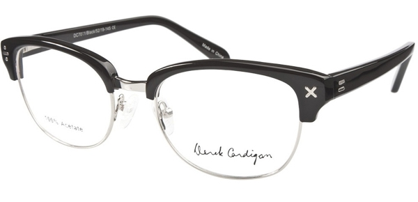 derek cardigan glasses