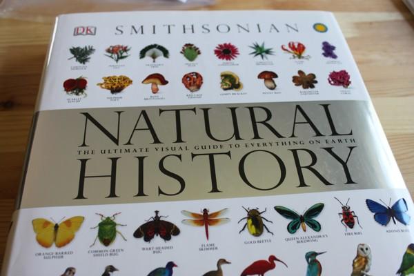 smithsonian natural history