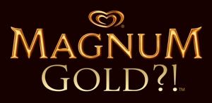 Magnum Gold for Gold Glam decor