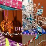 DIY Bollywood Party On Love Snap Make