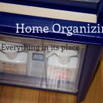 Home Organizing: Everything in its Place Thanks to @Rubbermaid All-Access Storage Containers