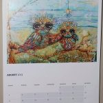 Getting Organized with this RedBubble Calendar