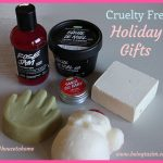 Cruelty Free Holiday Gifts from LUSH Cosmetics