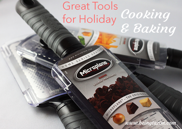 Holiday Cooking and Baking