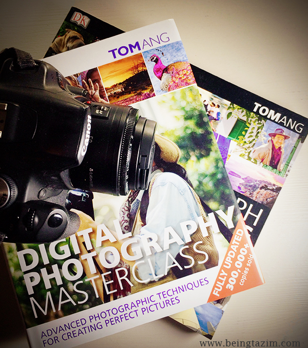 DK Canada Photography Books
