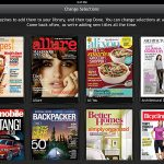 Next Issue App – Love is a Many-Magazined App