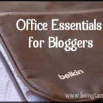 Top Home Office Essentials for Bloggers
