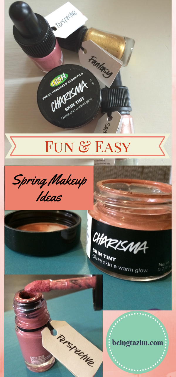 Spring Makeup Ideas