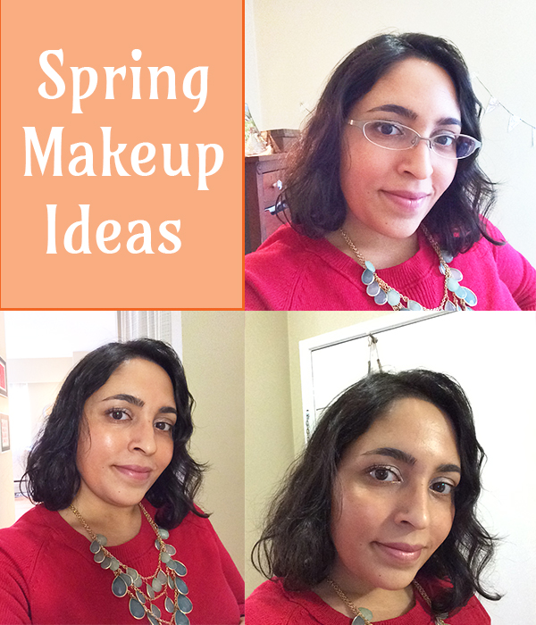 Easy Spring Makeup Ideas