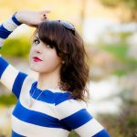 Getting Ready for Spring with Stripes