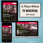 A Place Where TV Watching Gets Social