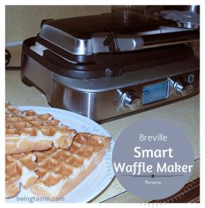 Breville Smart Waffle Maker