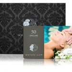 Way Spa Father's Day $50 Gift Certificate Giveaway