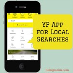 The YP App Shows me the Local Essentials: Coffee Shops and Gas Stations