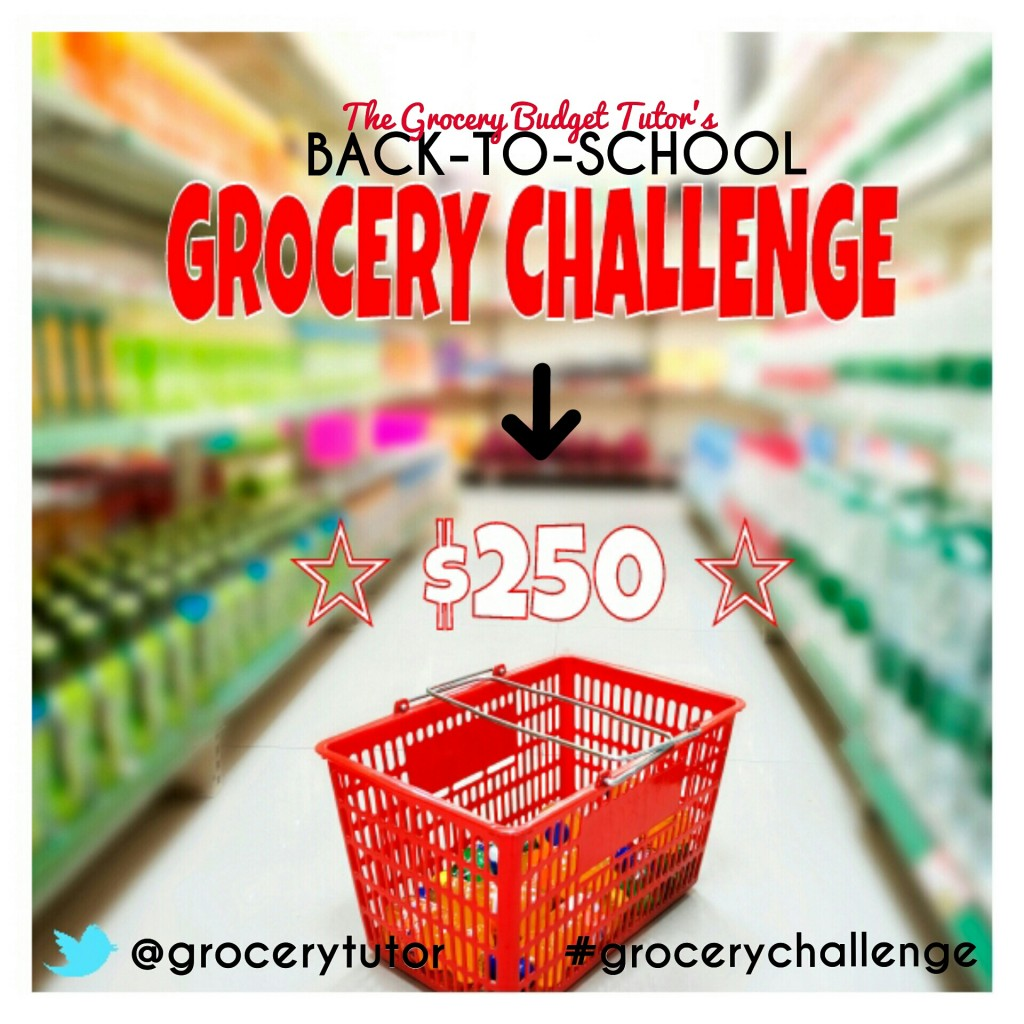 grocery challenge main