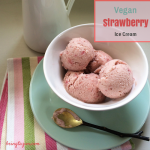 Vegan Strawberry Ice Cream Recipe