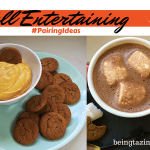 Fall Entertaining #PairingIdeas