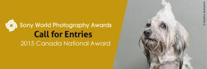 Sony World Photography Awards Open Entries