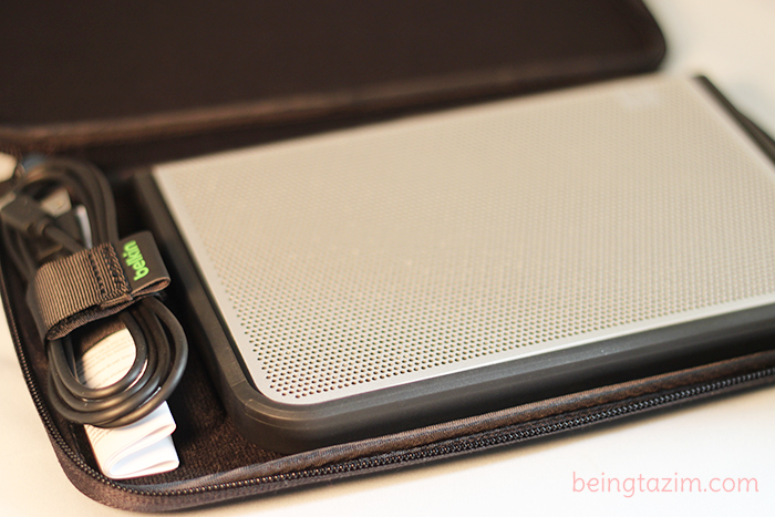Fusive speaker from Belkin for portable travel-ready sound!