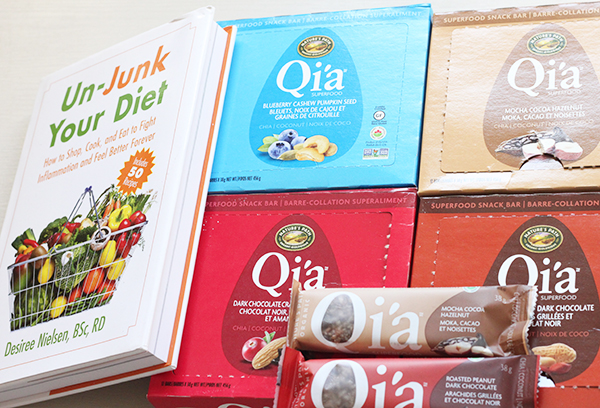 Nature's Path Qi'a Superfoods Bars