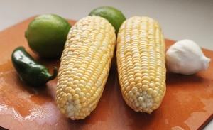 Mexican Fiesta Mexican Street Corn