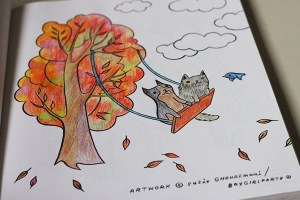 5 Reasons to add Colouring Books to your Self-Care Toolkit