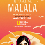 He Named Me Malala #WithMalala
