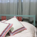 Easy Room Makeover Idea: Change out your Curtains