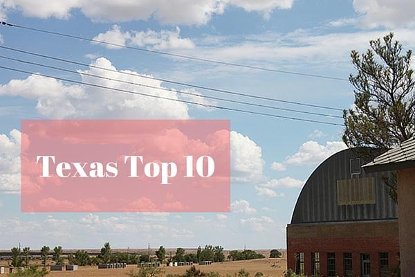Texas Top 10