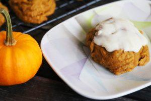 Easy Vegan Pumpkin Cookies Recipe