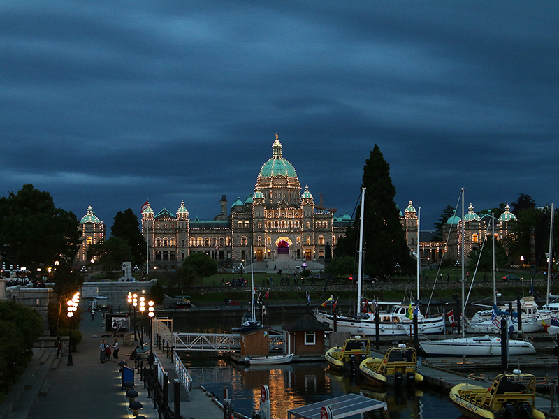 10 Cliché Things to Do in Victoria and Area that are actually Awesome - Visit Fort Rodd Hill