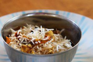 Vegan Tofu Biryani Recipe