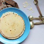 Vegan Gluten-Free Millet Flatbread