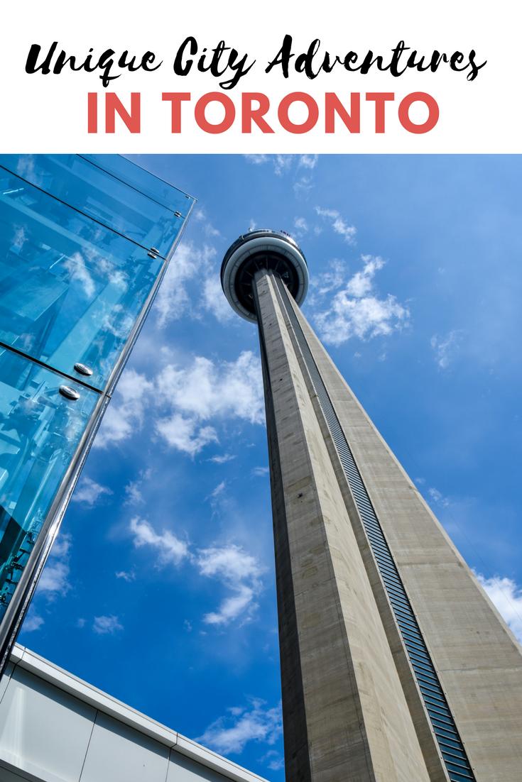 Unique City Adventures in Toronto
