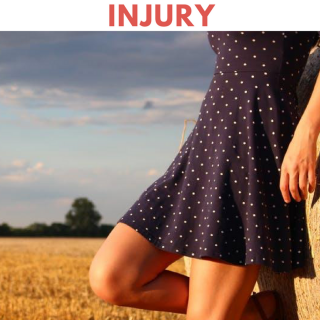 Lessons Learned from a Knee Injury