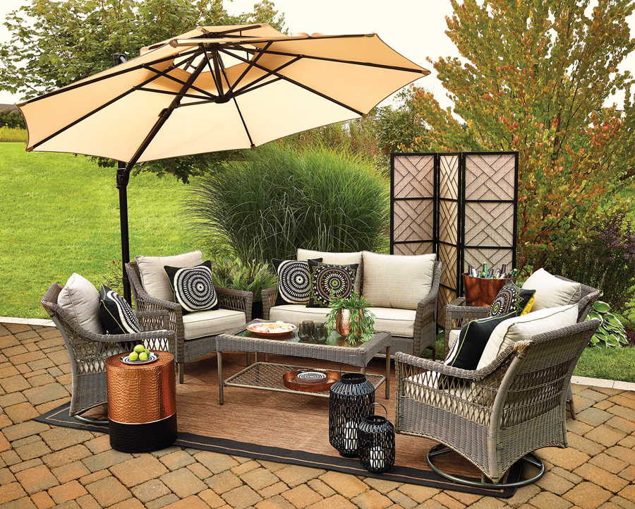 Enhance your Outdoor Space for Patio Season