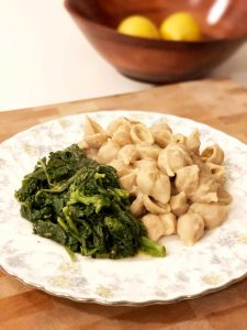 Vegan Low-Fat White Bean Alfredo Recipe