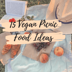 15 Vegan Picnic Food Ideas