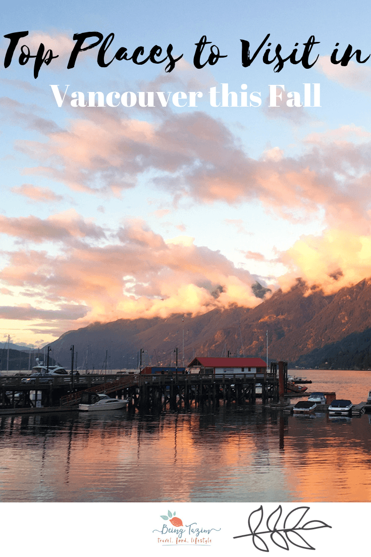 top places to visit in vancouver this fall