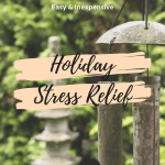 6 Holiday Stress Relief Fundamentals to Help you Relax