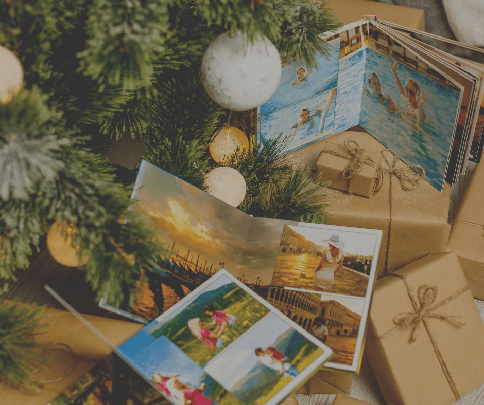 Customized Photo Books  - Great idea for a Christmas present! Photo books make great gifts - get them ship directly from Mixbook.