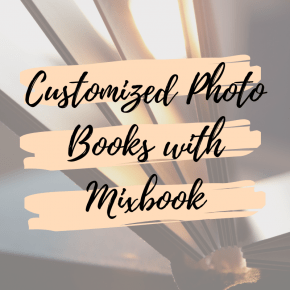 Customized Photo Books with Mixbook