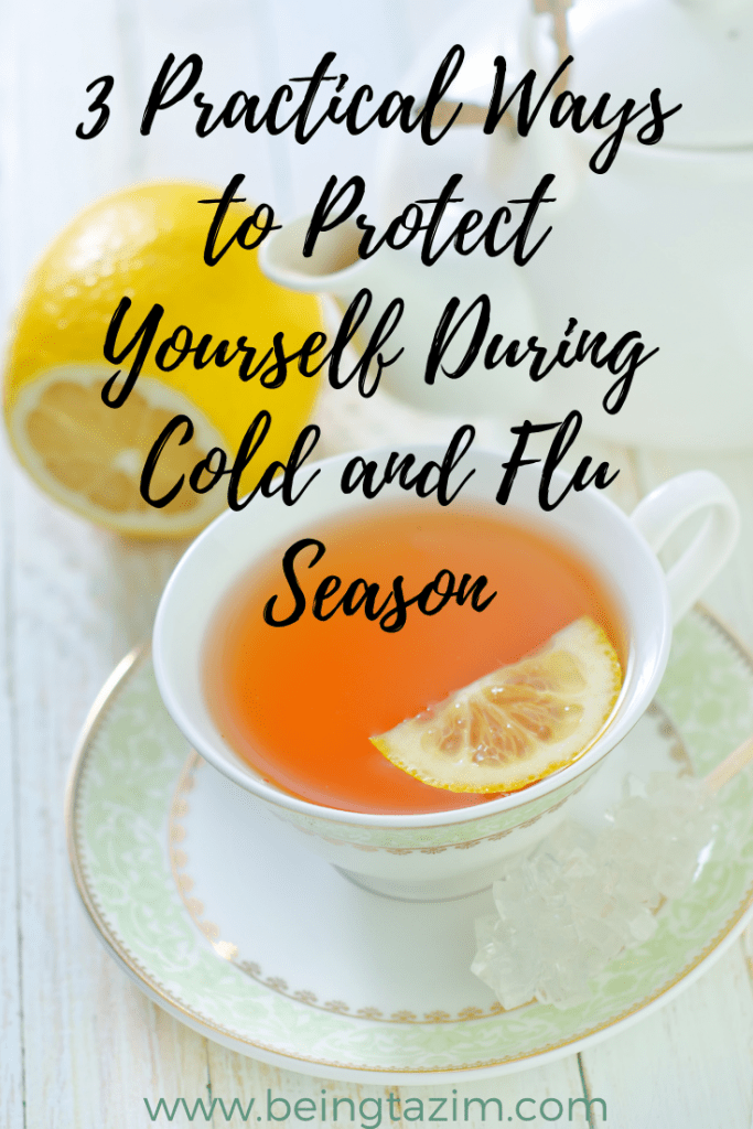 3 Practical Ways to Protect Yourself During Cold  and Flu Season