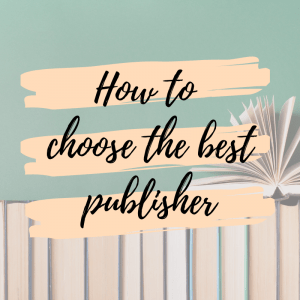 how to choose the best publisher
