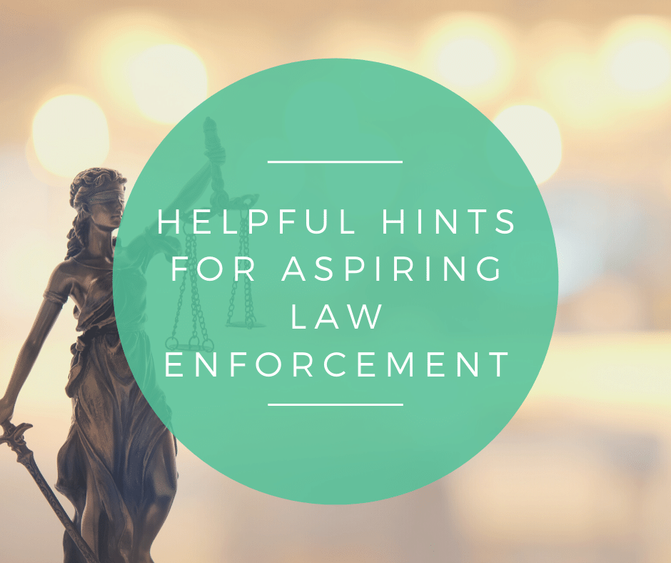 become a law enforcement officer