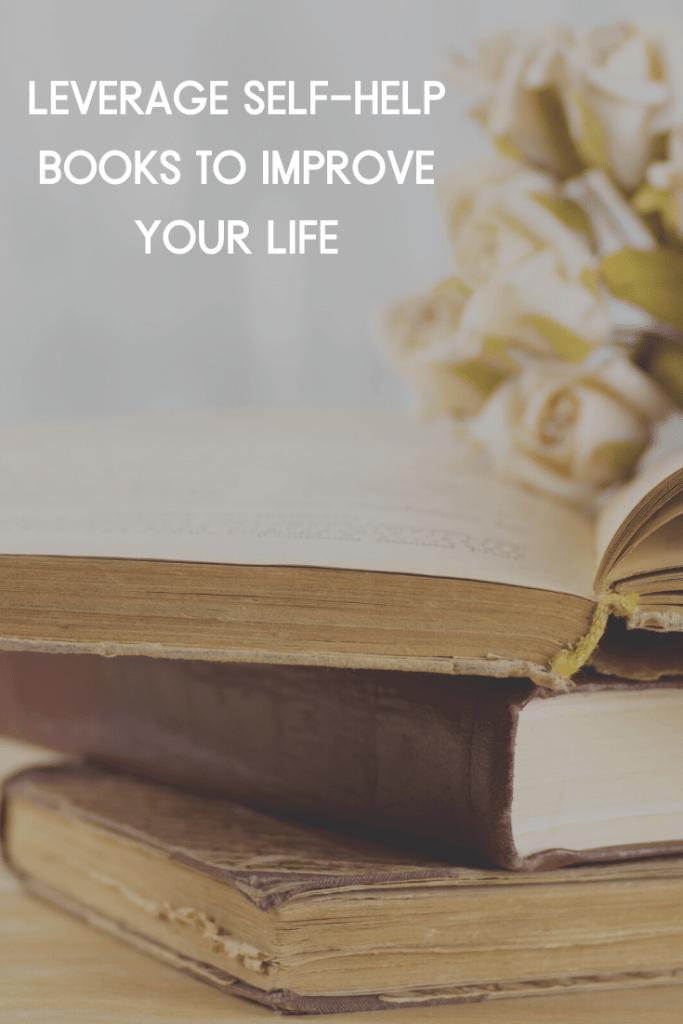 leverage self-help books!